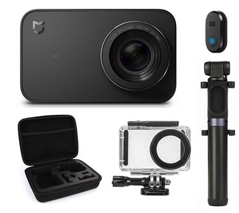 Las cámaras deportivas Xiaomi tambalear los resultados de las cámaras de alta gama (O en su defecto de las Go Pro de alta gama)
