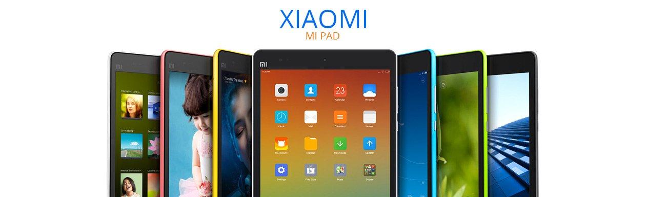 Mi Pad - Tablet Xiaomi
