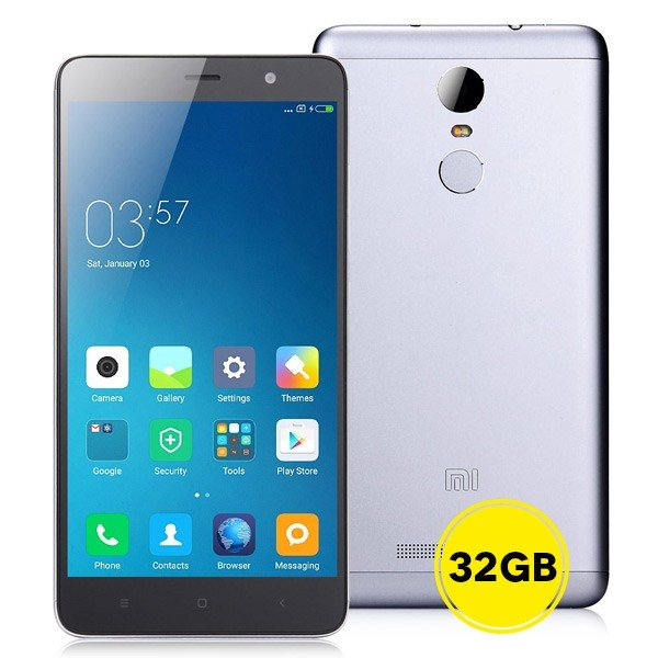 Xiaomi redmi note 3 pro 3g 32 gb