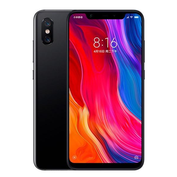 Xiaomi mi 8 6 256GB NEGRO