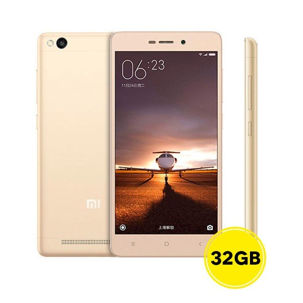 Xiaomi redmi 3 pro 3gb 32 gb