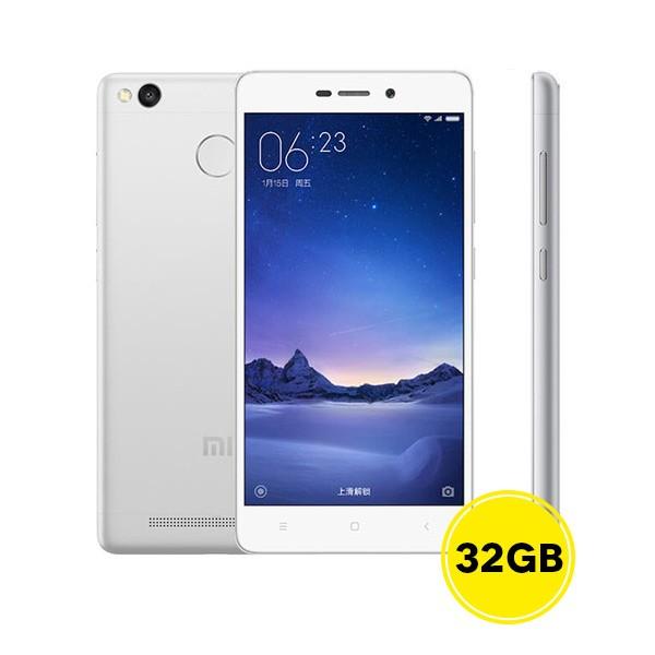 Xiaomi redmi 3 pro 3gb 32 gb Blanco
