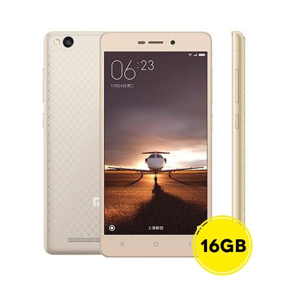 Xiaomi redmi 3 2gb 16Gb Oro (Reacondicionado)