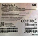 xiaomi redmi note global