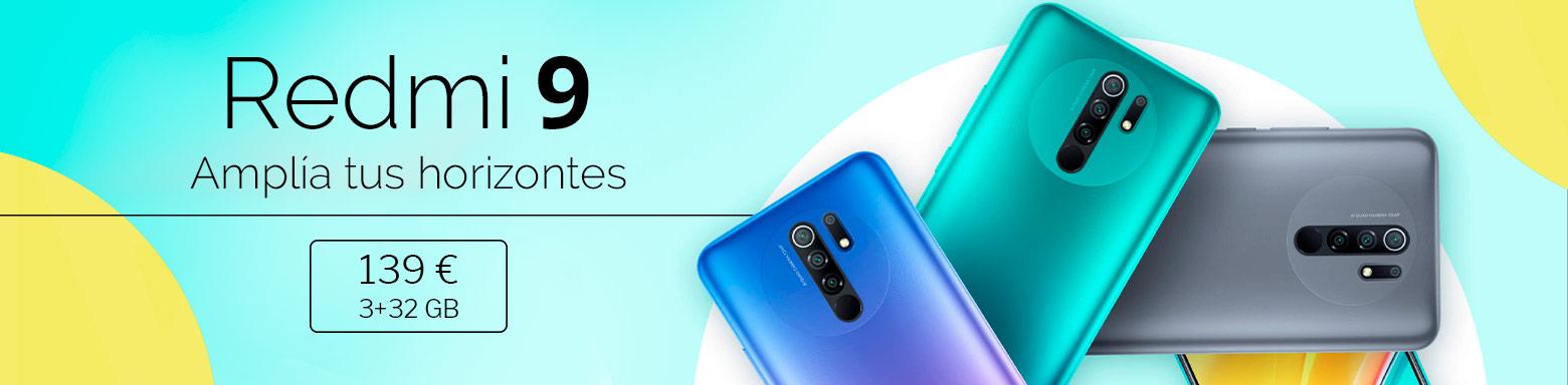 Comprar Redmi 9 de Xiaomi